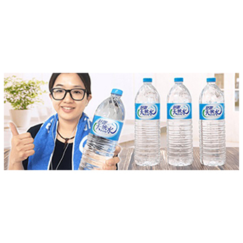 【免運/聯新貨運】舒跑天然水600ml(24瓶/箱)*10箱【合迷雅好物超級商城】 -02