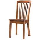 餐椅 CV-752-4 麥卡倫柚木餐椅【大眾家居舘】