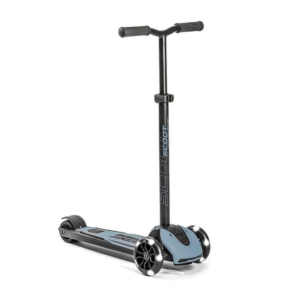 奧地利 Scoot&Ride Cool 飛哥滑板車 Kick5炫輪滑板車-岩石藍[衛立兒生活館]