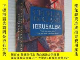 二手書博民逛書店Jerusalem罕見(Forge fiction)耶路撒冷Y1