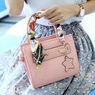 韓版時尚女斜背迷你小手提包