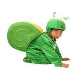 過年兒童動物蝸牛演出服裝過年元旦萬圣節小蝸牛表演服裝成人 珍妮寶貝