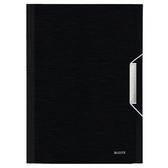 STYLE系列 A4風琴夾6層/緞黑色【LEITZ】