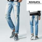 刷破牛仔褲【UN-2003】(ROVOL...