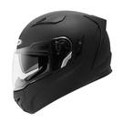 【東門城】ZEUS ZS813 素色(消光黑) 全罩式安全帽 雙鏡片