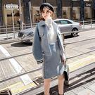 【套組二件組】氣質女神心機時髦輕熟赫本風兩件套裝_現貨+預購【韓國服飾】☆Mandy國際時尚☆