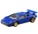 TOMICA PREMIUM 10 Countach LP500藍寶堅尼TM82437多美小汽車