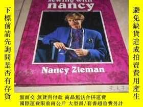 二手書博民逛書店THE罕見BEST OF SEWING WITH NANCY 和