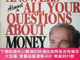 二手書博民逛書店Lew罕見Altfest Answers Almost All Your Questions About Mone