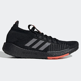 Adidas PULSEBOOST HD 男鞋 慢跑 休閒 襪套 透氣 黑 【運動世界】EG0971