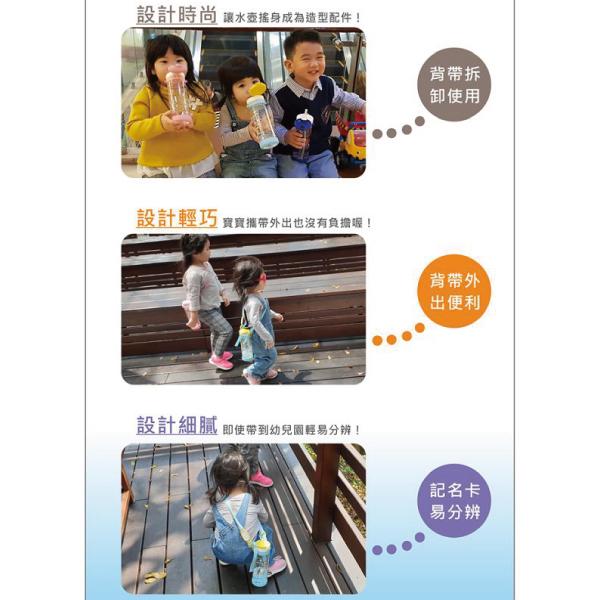 日本Richell 冷水壺吸管配件(2組入)