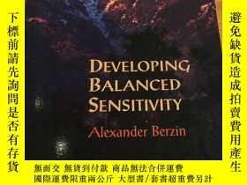 二手書博民逛書店developing罕見balanced sensitivity