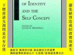 二手書博民逛書店Social罕見Psychology Of Identity And The Self ConceptY255