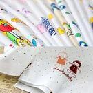 童裝 現貨 【00453-5】日單卡哇依絲光棉手帕5件組~35*35cm