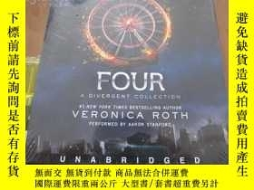 二手書博民逛書店Four:罕見A Divergent Collection CD