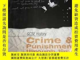 二手書博民逛書店GCSE罕見History: Crime & Punishmen