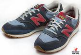 New Balance 996 新竹皇家 丈青 麂皮 網布 輕量 慢跑鞋 男女款 NO.A8393