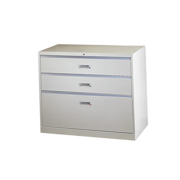 【YUDA】UD-3A 二小一大抽屜式 理想櫃/鐵櫃 文件櫃/展示櫃/公文櫃