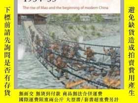 二手書博民逛書店The罕見Long March 1934–35 CAM 341 (damaged)-長征1934-35凸輪341(