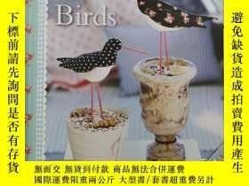 二手書博民逛書店(挪)托恩·芬南吉爾(Tone罕見Finnanger) birds 鳥 布藝玩偶Y19139 Tone Fin