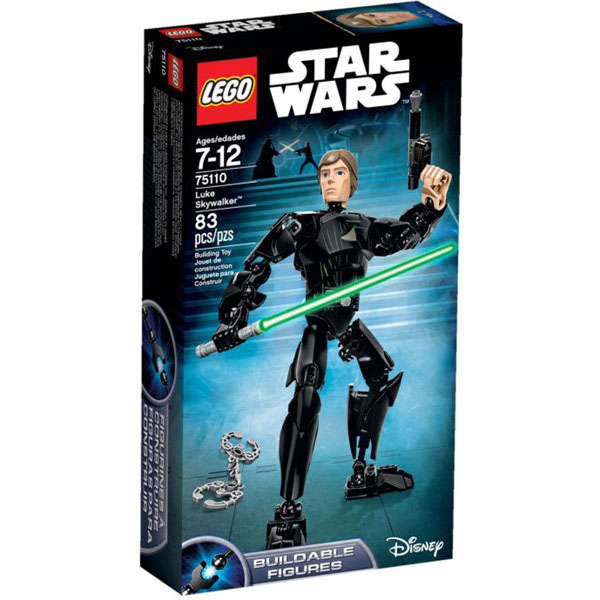 75110【LEGO 樂高積木】星際大戰 Star Wars-組裝戰士系列 - Luke Skywalker