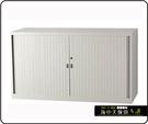 {{ 海中天辦公傢俱 }} C-10 摩登時尚 OA衣櫃/公文櫃系列 213-08 4尺捲門櫃(4x2.5尺)