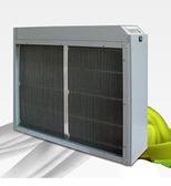 博士韋爾  BOSSWELL  風道型空氣清淨機  F-5002  ◆第一層鋁製前置濾網  ◆第二層電離式集塵板