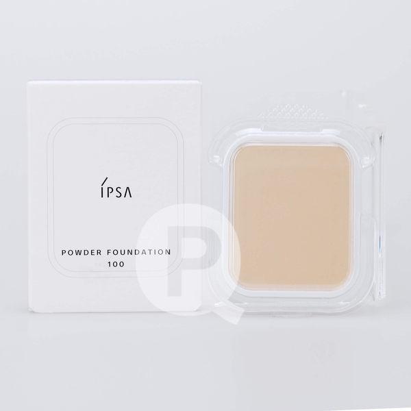IPSA 茵芙莎 誘光控油粉餅(粉蕊) 9g (100/101/102/201) 【芭樂雞】