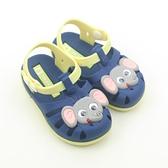 男童涼鞋 1-3歲2嬰幼兒寶寶兒童涼鞋男童女童包頭軟底防水小童塑料學步鞋夏 夢藝家
