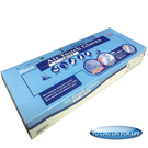 手套: PVC顆粒加長薄手套50入/盒/H1036