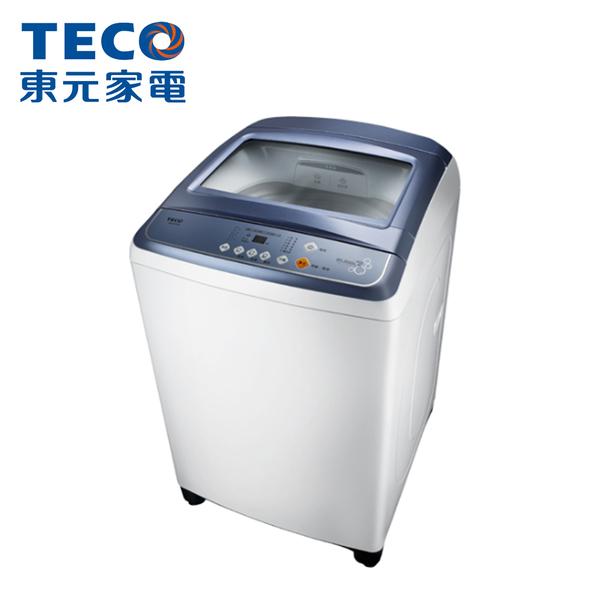 【TECO東元】14KG定頻洗衣機 W1417UW