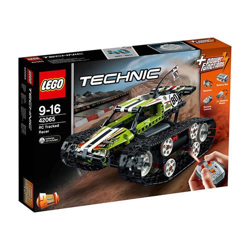 LEGO 樂高 Technic RC Tracked Racer 42065 (370 Piece)