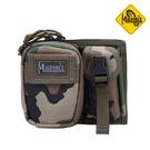 MAGFORCE M7腰包 #0318 (迷彩) / 城市綠洲 (馬蓋先、軍規級、模組化、台灣製造)