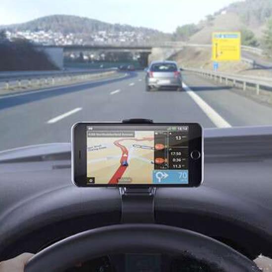 手機支架 手機座 手機夾 GPS導航架 車用支架 HUD 儀表台 汽車用品 儀表板手機架【L054】MY COLOR