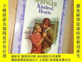 二手書博民逛書店LACEY罕見SPRINGER KINDRED HEARTSY2