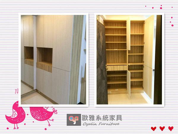 【系統家具】玄關鞋櫃L型