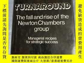 二手書博民逛書店Turnaround-managerial罕見recipes for strategic success(扭轉戰略