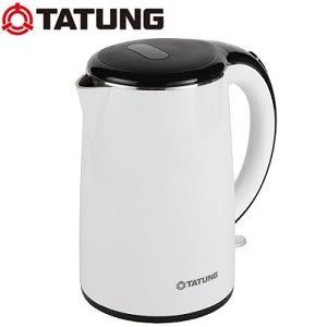 【TATUNG大同】1.7L電茶壺 TEK-1715A