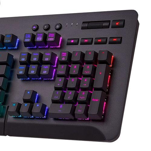 Thermaltake 曜越 Level 20 GT RGB Cherry MX 青軸 電競鍵盤 機械式鍵盤 GKB-LVG-BLBRTC-01