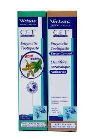 *Ego Pet*法國維克Virbac《犬貓用C.E.T.酵素免洗牙膏》強效牛肉 / 香草薄荷口味