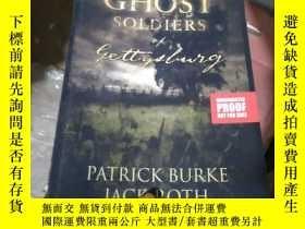 二手書博民逛書店ghost罕見soldiers of gettysburgY15