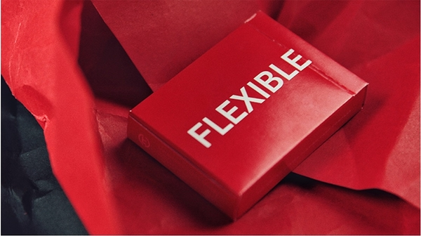 【USPCC撲克】FLEXIBLE (Red) Playing Cards