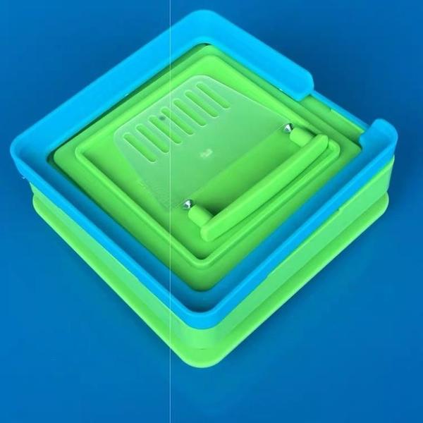 膠囊充填器填充器空膠囊素食膠囊食用膠囊充填板填充板(17*17/777-11463)