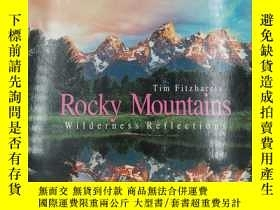 二手書博民逛書店Rocky罕見Mountains: Wilderness Ref
