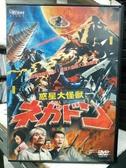 挖寶二手片-P09-461-正版DVD-動畫【惑星大怪獸 】-日語發音