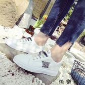 休閒鞋平底鞋百搭學生鞋白色鞋子