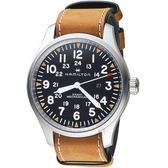 Hamilton漢米爾頓卡其野戰Khaki Field機械錶 H69819530