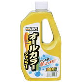 車之嚴選 cars_go 汽車用品【B-15】日本進口 Prostaff 全車色泡沫車身清潔快速起泡洗車精 640ml
