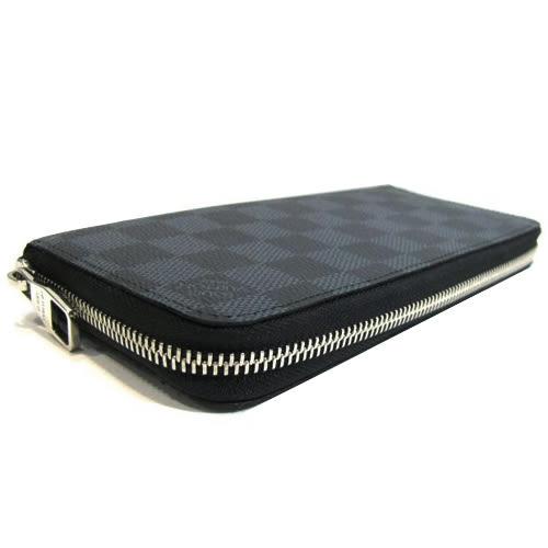Louis Vuitton LV N62240 Zippy 黑棋盤格紋多功能拉鍊長夾 全新 預購【茱麗葉精品】