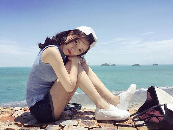 針織背心 韓風時尚純色百搭針織背心 艾爾莎【TAE5413】